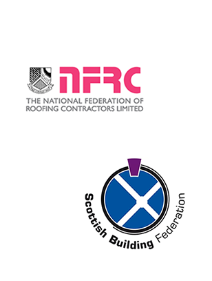 We're members of NFRC and the Scottish Building Federation